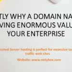Exactly why a Domain name Is involving Enormous Value for your Enterprise