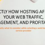 Exactly how Hosting Affects Your Web Traffic, Engagement, and Profitability