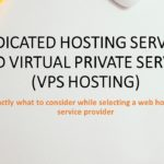 Dedicated Hosting Services and Virtual Private Servers (VPS Hosting)